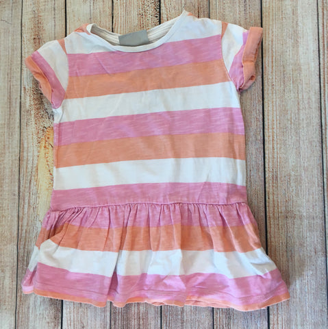 6-9 Months Striped Tunic Dress