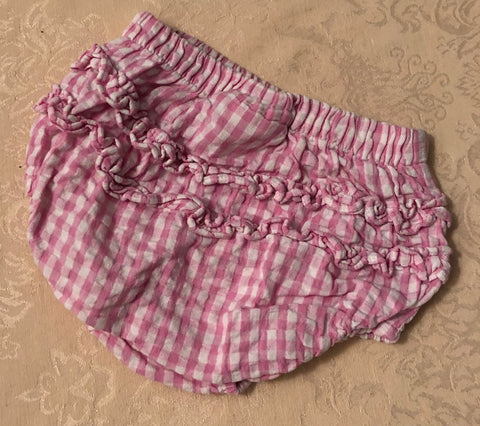 12-18 Months ruffle bottom bloomers
