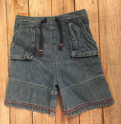 9-12 Months Denim Shorts