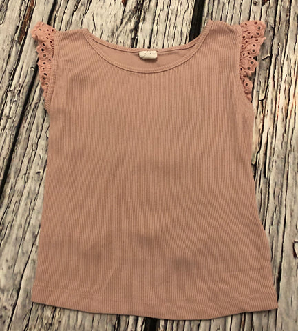 Age 2 Ribbed Summer Top