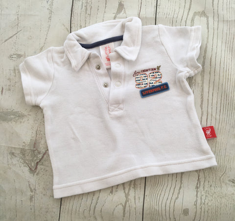 3-6 Months Liverpool Polo Shirt