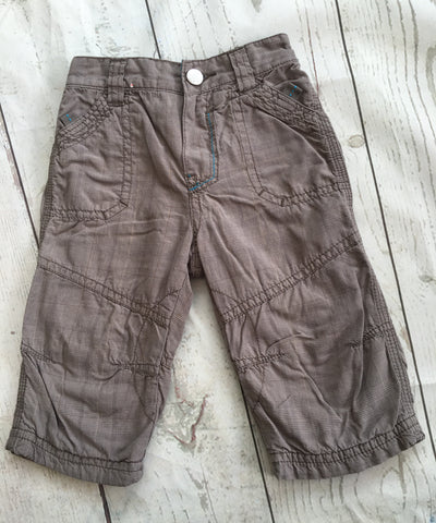 3-6 Months Padded Trousers