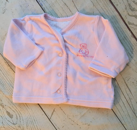 New Baby Cardigan Unworn