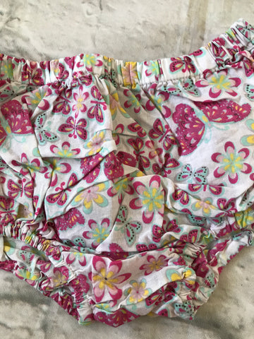 0-3 Month Floral Nappy Covers