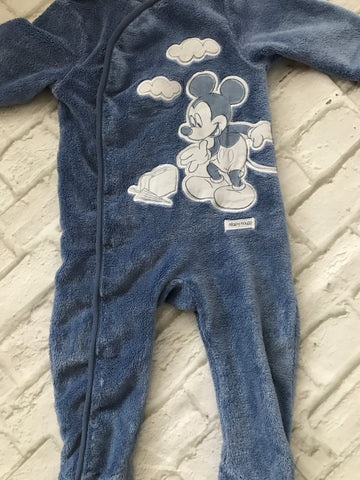 12-18 Month Blue Pramsuit