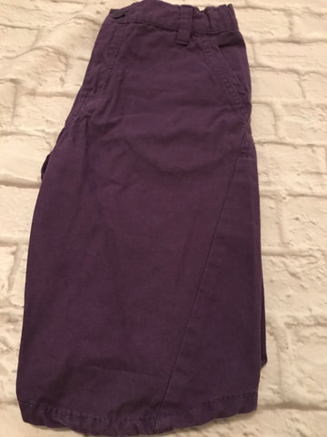 Age 9-10 Boys Purple Shorts
