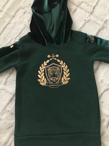 6-9 Months Green River Island Hoodie