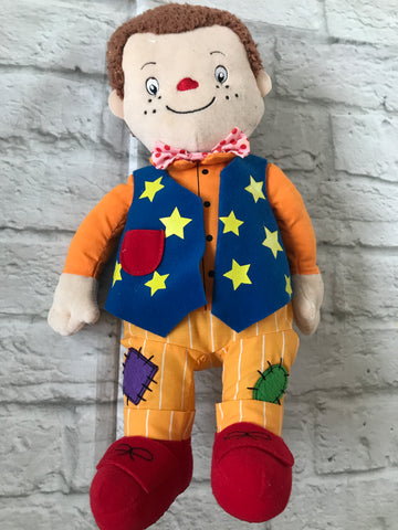33cm Mr Tumble Soft Toy