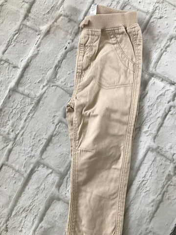 12-18 Months Cream Trousers