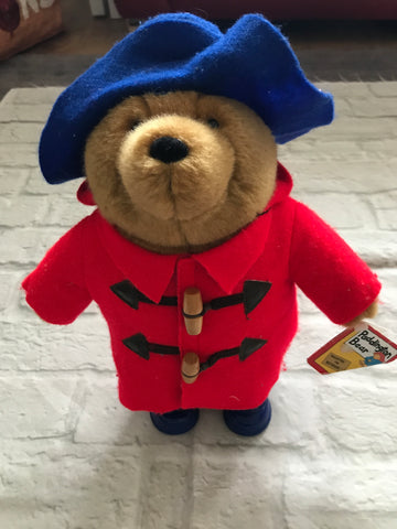 12 inch Vintage Paddington Beat Soft Toy