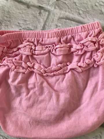 0-3 Month Pink Nappy Covers