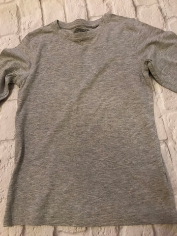 Age 7 Next Grey Long Sleeve top