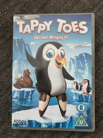 Happy Toes DVD