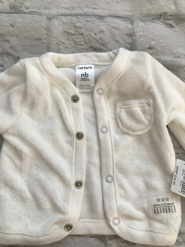 NEW Newborn Cardigan