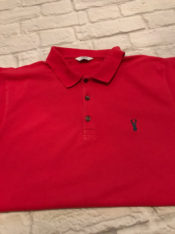Age 12-15 Red Next Polo Shirt
