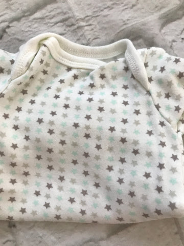 Early Baby Short Sleeve Bodysuit