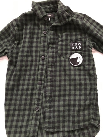 Age 4 River Island Long Sleeve Shirt