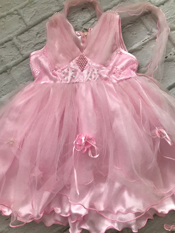 Age 1-2 Pink Party Dress