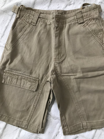 Age 10-12 Brown Shorts