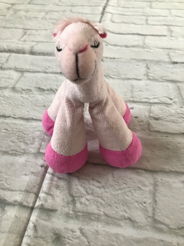 Small Pink Camel Teddy