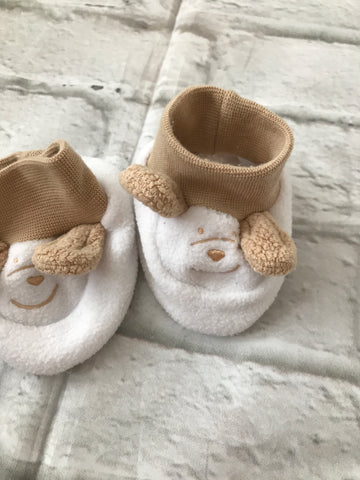 0-3 Months Booties
