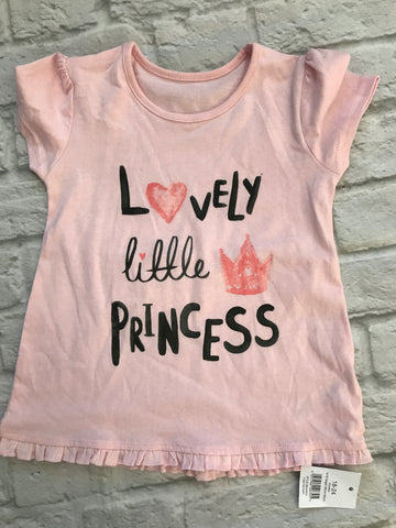NEW 18-24 Months Pink Princess TShirt