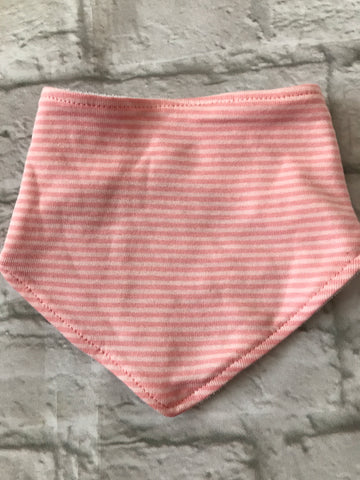 NEW pink strip BlueZoo Bib