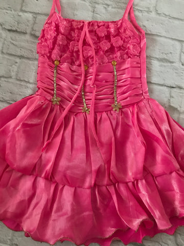 Age 2 Pink Dessing Up Dress