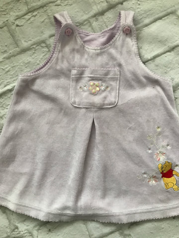 Copy of 9-12 Months H&M Denim Dress