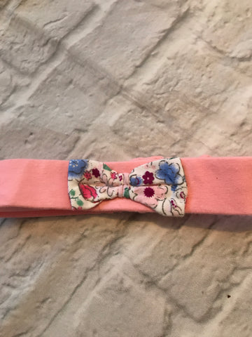 NEW 6-9 months pink Nutmeg Headband