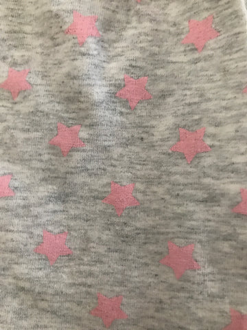 3-6 months grey & pink mothercare leggings
