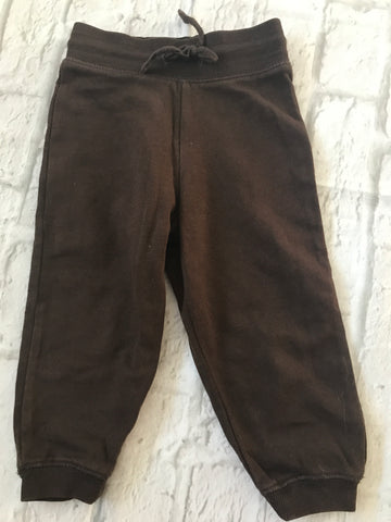 9-12 Months Brown Joggers