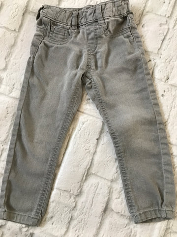 18-24 Months Grey Mothercare Jeans