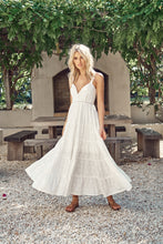 Load image into Gallery viewer, Bea Dress - Jasmine White Anglaise