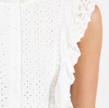 Load image into Gallery viewer, Brodie Dress - White