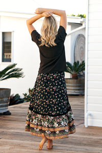 Dewdrop Skirt - Eternity