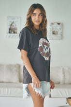 Load image into Gallery viewer, Free Roamer - Boyfriend Tee (Charcoal)