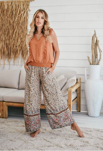Silk Road Pants