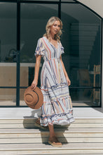 Load image into Gallery viewer, Lenni Maxi Dress - Riptide