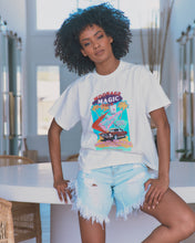 Load image into Gallery viewer, Moonage Magic - Boyfriend Tee (Off White)
