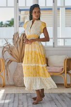 Load image into Gallery viewer, Octavia Maxi Dress - Daffodil
