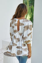 Load image into Gallery viewer, Tami Tunic - Ivory Palm Springs
