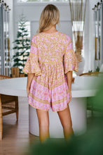 Load image into Gallery viewer, Tatumn Playsuit - Honeycomb