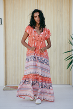 Load image into Gallery viewer, Valerie Dress - Tropic Tonic