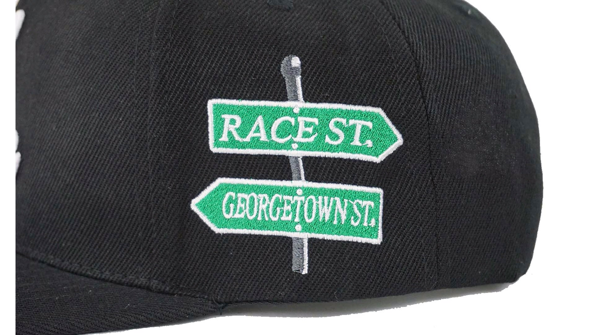 Where I Grew Up Race St. & Georgetown St
