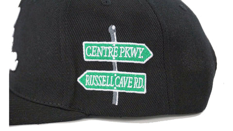 Where I Grew Up Centre PKWY & Russell Cave Rd