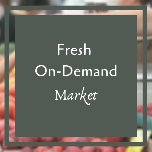Fresh On-Demand Market