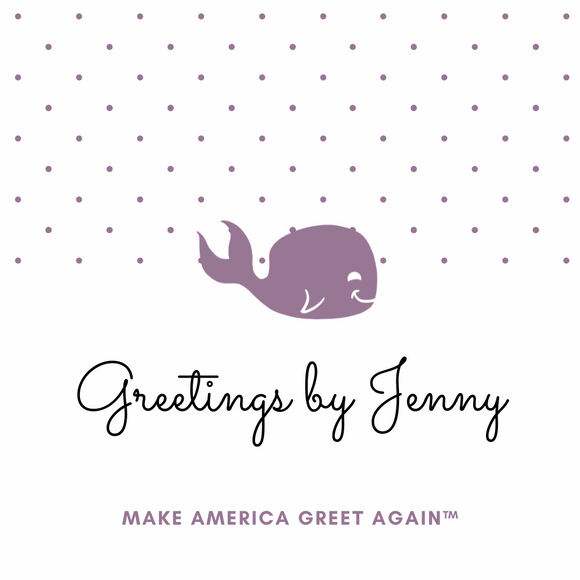 Greetings by Jenny