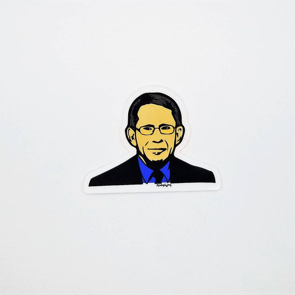 Dr. Fauci Sticker