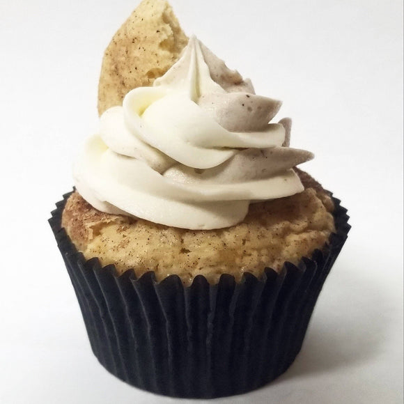 Snickerdoodle Cookie Cupcake